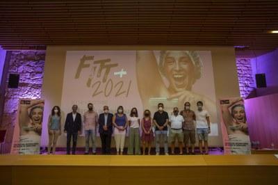Avui el Festival Internacional de Teatre de Tarragona ha presentat la  imatge i programació de la seva VIII edició