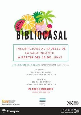 La Biblioteca Pepita Ferrer estrena el Bibliocasal