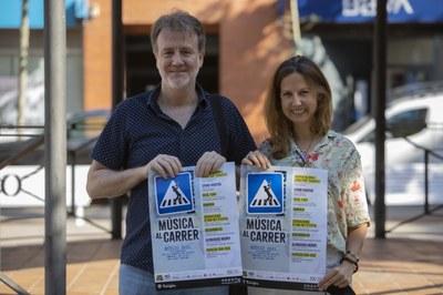 La música al carrer viatjarà des de Llevant a Ponent de la mà de la conselleria de Cultura de l'Ajuntament i l'Associació de Músics de Tarragona