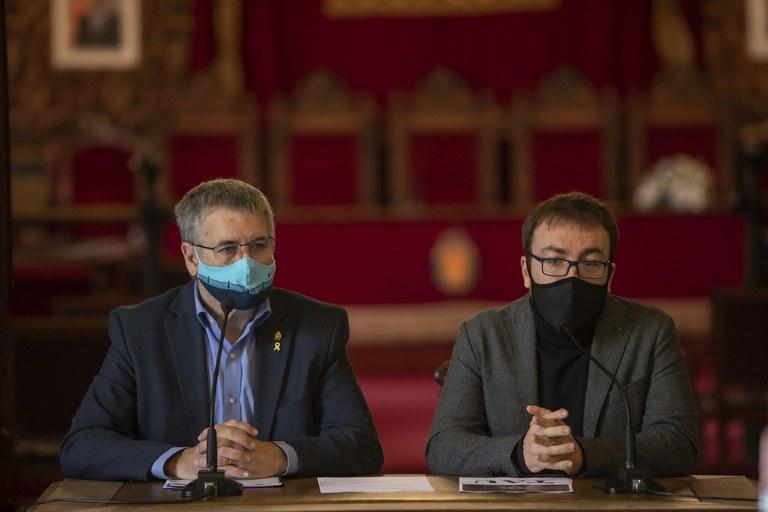 L'Ajuntament de Tarragona i Ensemble o Vos Omnes presenten un nou cicle de música sacra a les esglésies