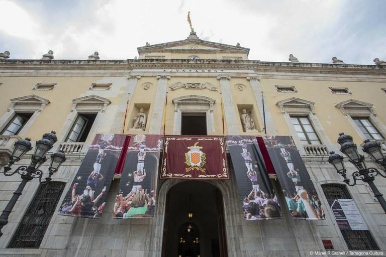 L'Ajuntament i les colles castelleres acorden la creació d'una comissió tècnica per iniciar la tornada a l'activitat