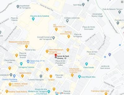 L'Ajuntament ofereix un solar als Xiquets de Tarragona per ubicar el futur local