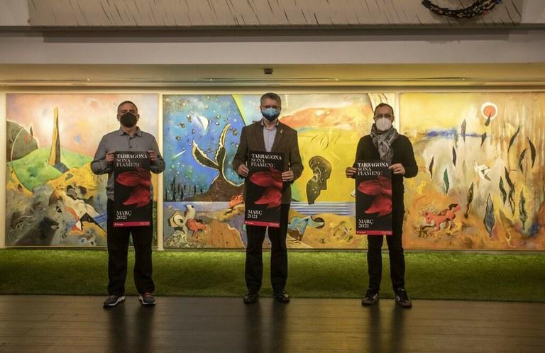 Mayte Martín serà la cap de cartell del festival Tarragona Sona Flamenc
