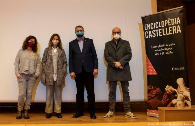 """Ricomà: """"Reafirmem el compromís de Tarragona amb el fet casteller"""""""