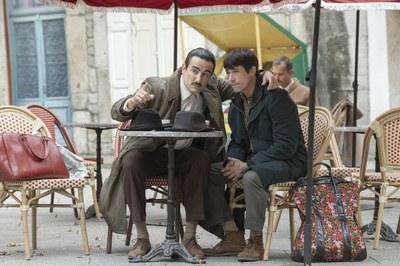 Tarragona acull el rodatge del llargmetratge de Netflix 'Un hombre de acción'