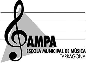 Logotip de l'AMPA de l'Escola Municipal de Música