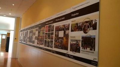 L'Exposició de l'escola arriba a Sant Salvador
