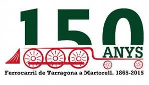Participació a la celebració dels 150 anys del Ferrocarril de Tarragona a Martorell