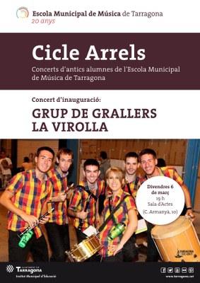 S'inicia el Cicle de Concerts ARRELS
