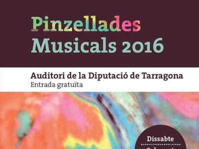 Cloenda del cicle Pinzellades Musicals