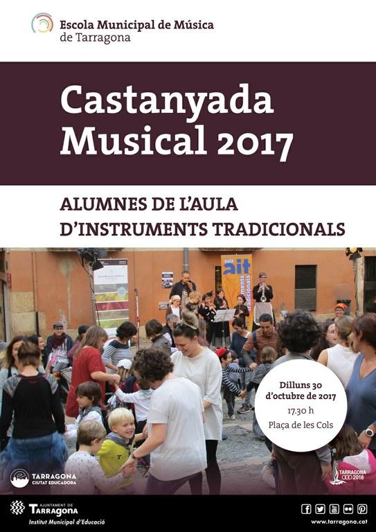 Castanyada musical  2017