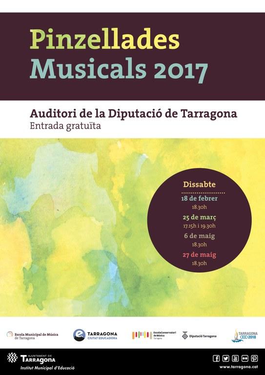 Comença una nova edició de Pinzellades Musicals