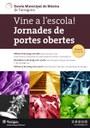 VINE A L'ESCOLA! JORNADES DE PORTES OBERTES A L'EMMT!