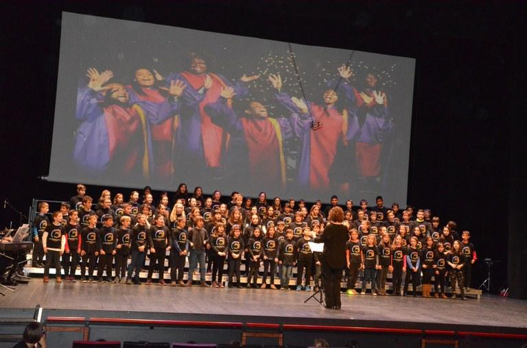 Concert de Nadal de l'Escola Municipal de Música al Teatre Tarragona