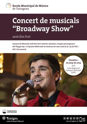 """Concert Coral """"Broadway Show"""""""