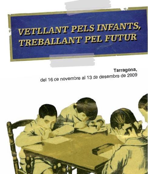 Vetllant pels infants, treballant per al futur