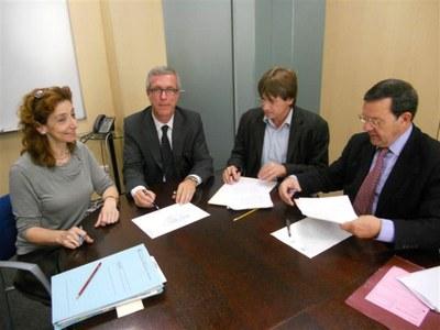 L'Ajuntament assumeix la responsabilitat de l'edifici de la Chartreusse per fer les obres de l'Escola Oficial d'Idiomes