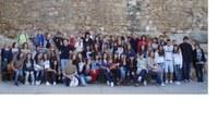 Estudiants de la Unió Europea a l'Institut Torreforta