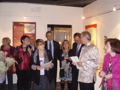 La ciutat francesa d'Orléans acull una exposició sobre jardins i plantes medicinals de Tàrraco