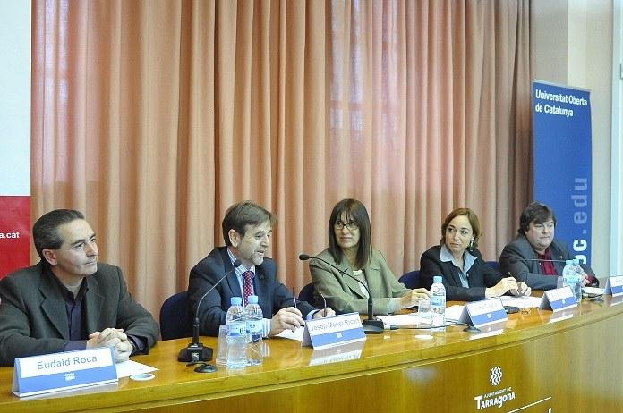 La UOC celebra l'acte d'obertura de la nova seu de Tarragona