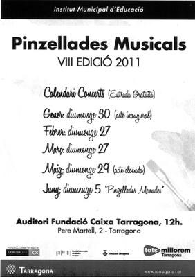 Pinzellades Musicals