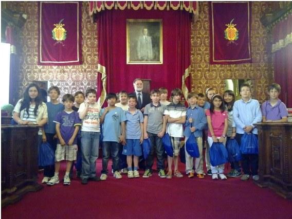Plenari  Consell Municipal d'Infants de Tarragona