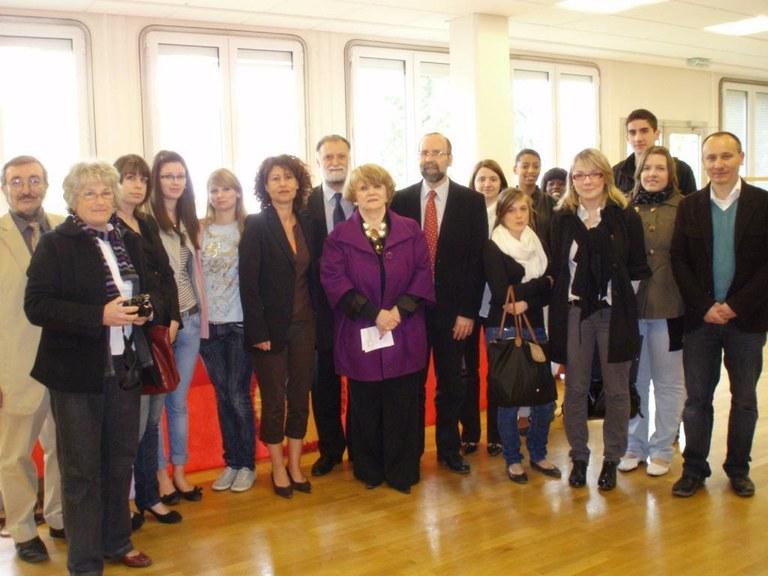 Tarragona col·labora amb Orléans amb diversos programes europeus d'educació