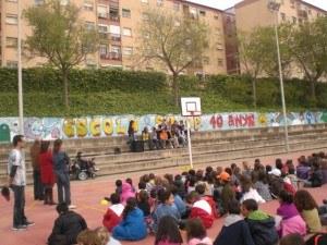 Activitats amb motiu del 40è aniversari de l'Escola Sant Pere i Sant Pau