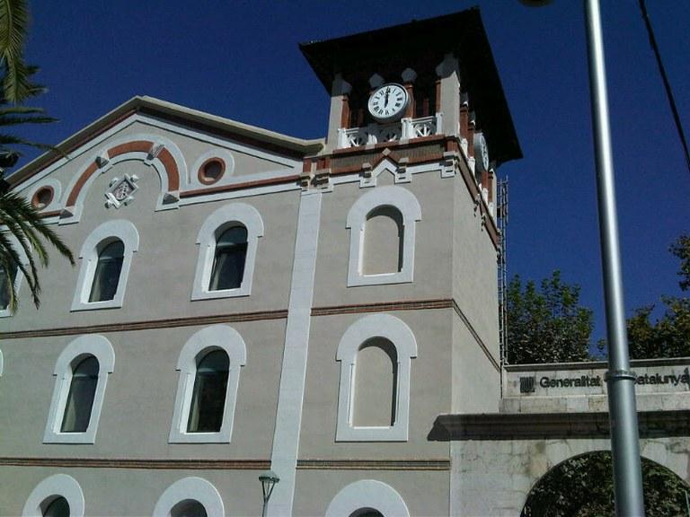 Les obres de reforma de la Chartreuse avancen a bon ritme