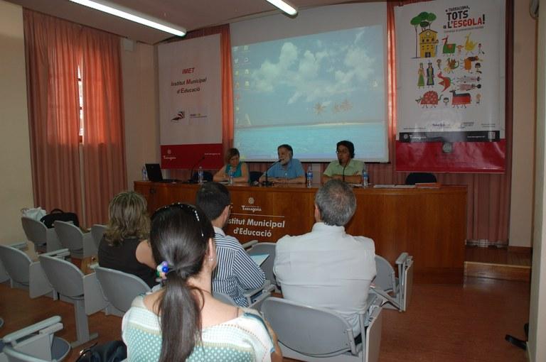 Presentació del nou Dossier d'Activitats Pedagògiques (DAP)