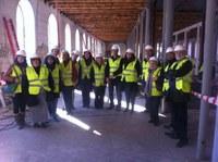 Visita del Consell Escolar de la EOI a la Chartreuse