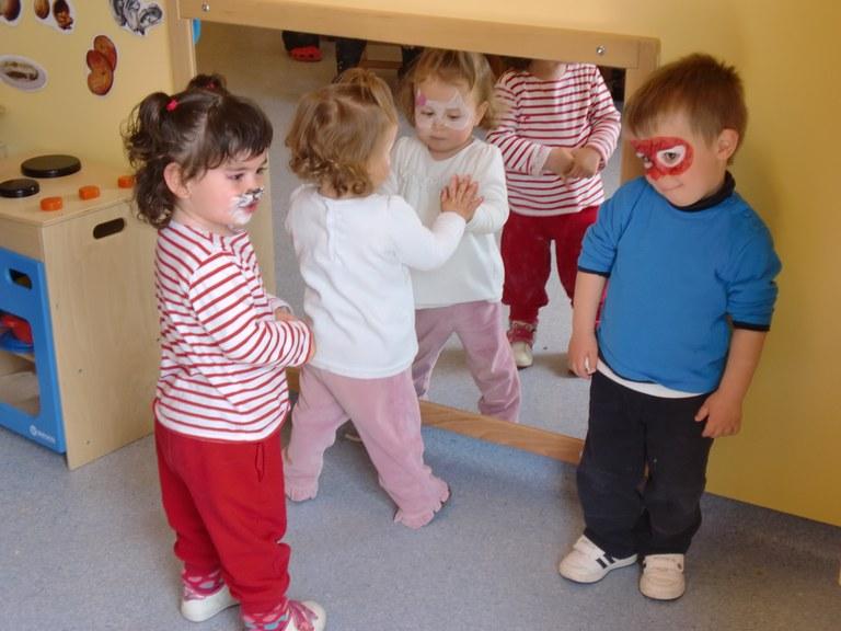 Inici del periode de preinscripció de les llars d'infants