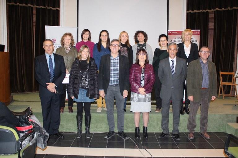 """Lliurament dels Premis IMET d'Educació """"Josep Vives i Ciurana"""""""