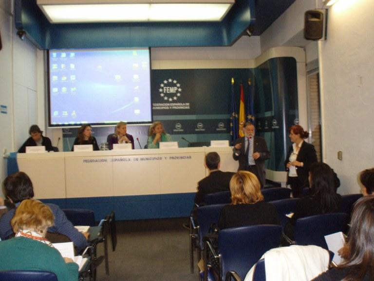 L'IMET va presentar a Madrid el programa educatiu realitzat per les ciutats agermanades d'Orleans i Tarragona
