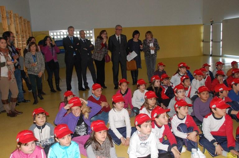 Més de 2.119 escolars de Tarragona participen al programa 'Fer salut mola'