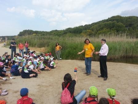Celebració del Dia mundial del Medi Ambient