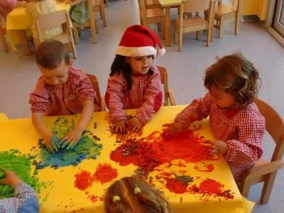 Dilluns comença el període de preinscripció per les llars d'infants