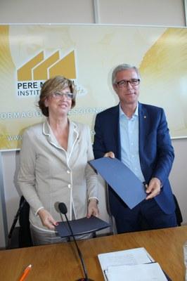 Ematsa, Ajuntament i Generalitat impulsen el primer títol de formació professional especialitzat en les xarxes, instal·lacions i estacions de tractament d'aigua
