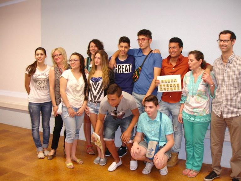 Final de curs a la UEC Tarragona