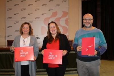 """""""I tu, jugues en català?"""" campanya per fomentar les joguines en català"""