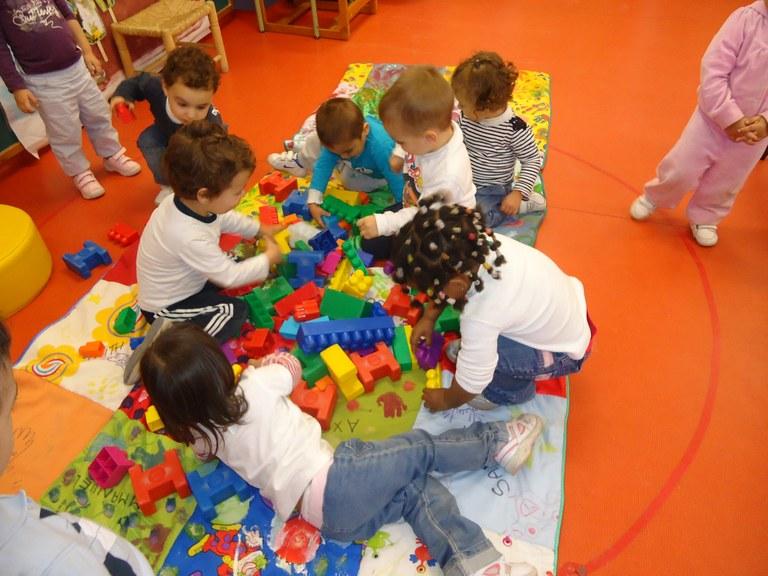 Inici de les Jornades de Portes Obertes a les Llars d'Infants Municipals