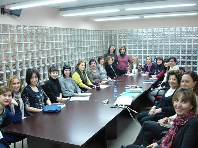 L'IMET ha acollit una jornada de formació de les docents de les llars d'infants municipals