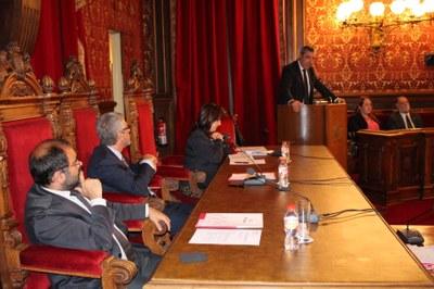 Divendres es va constituir el Consell Municipal de la Formació Professional i de l'Ocupació de Tarragona