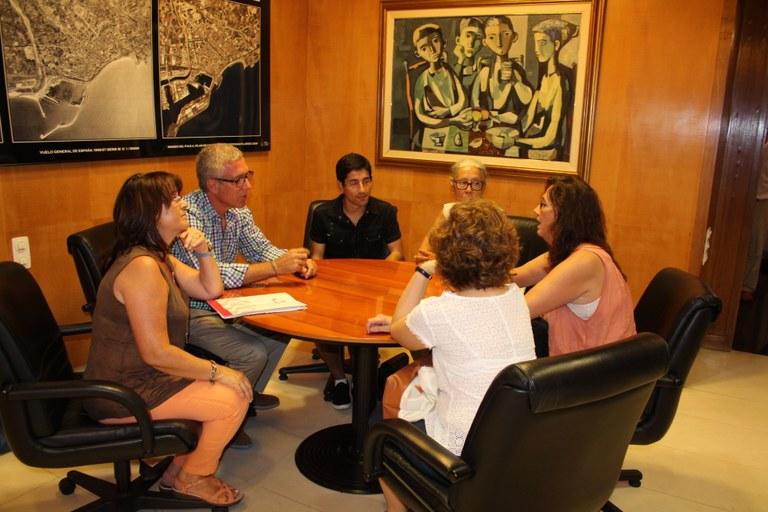 L'Ajuntament de Tarragona ofereix a la Generalitat un edifici de la Tabacalera per les dependències que vol ubicar a l'EOI