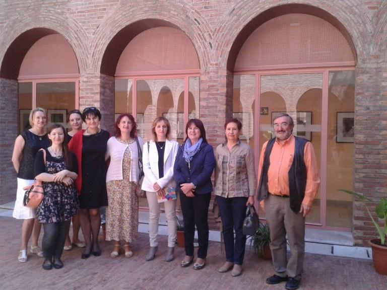 Delegació polonesa visita l'IMET