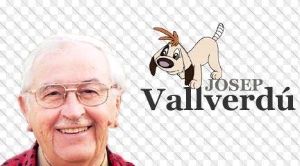 Els alumnes de Tarragona s'apropen a l'escriptor Josep Vallverdú