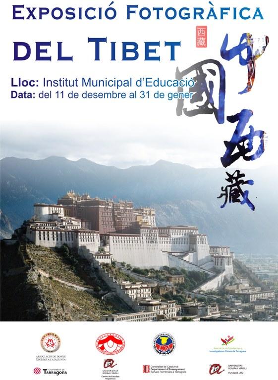 Inauguració de l'exposició fotogràfica del Tibet