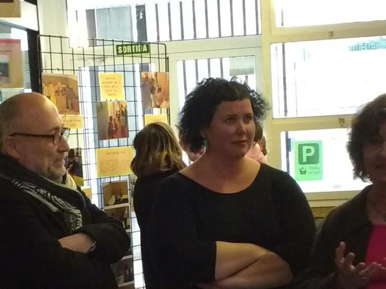 """Inauguració de l'exposició de la Llar d'Infants Bonavista: """"Pedagogia interactiva o l'art de facilitar la comunicació entre els Infants"""""""
