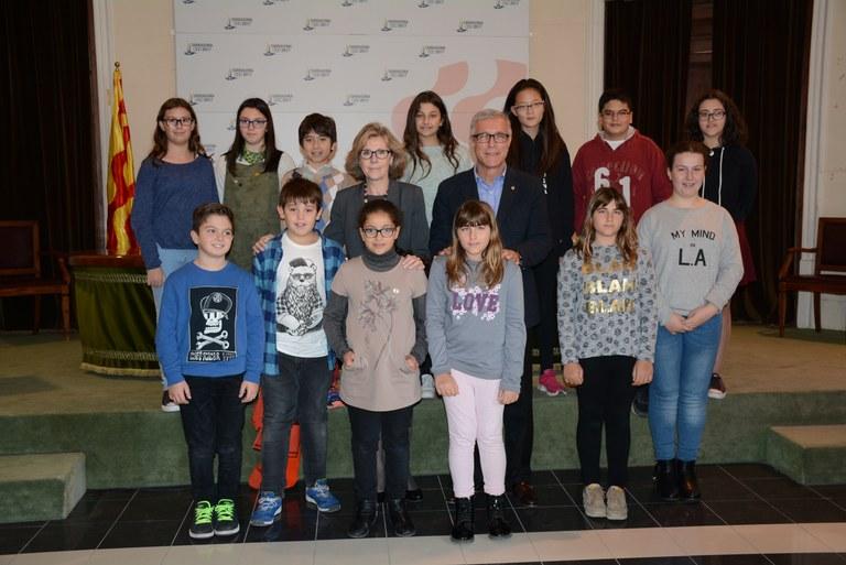 """L'Ajuntament de Tarragona i UNICEF ratifiquen l'obtenció del seguell de """"Ciutat Amiga de la Infància"""""""