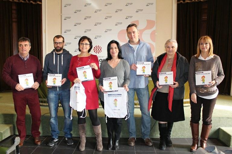 L'Ajuntament promou els valors de la coeducació i la igualtat de gènere als centres de primària